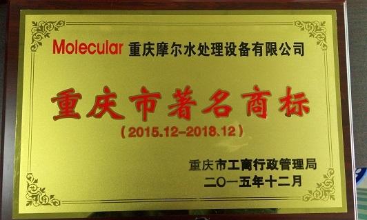 重庆市著名商标2016