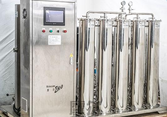 摩尔双级直供型血透用纯水设备