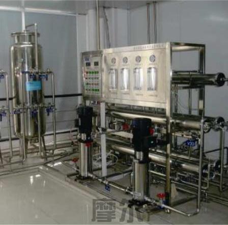 医药生物行业纯化水注射用水系统