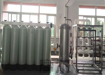半导体超纯水设备