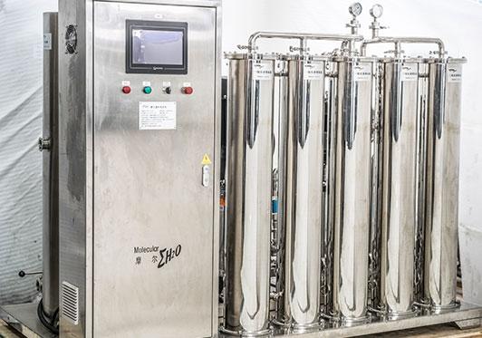 贵州双级直供型血透用纯水设备
