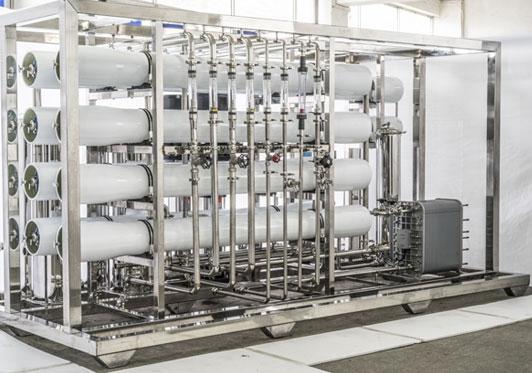 浙江医疗超纯水器--中央纯水系统