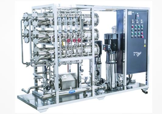 四川医疗超纯水器--制药纯水系统