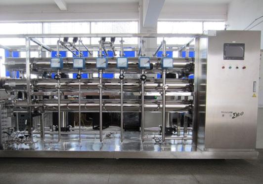 清远工业超纯水器--制药纯水设备