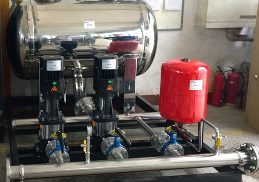 数字叠压无负压供水设备