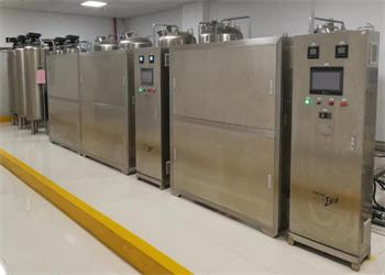 贵州医用纯水集中供应系统