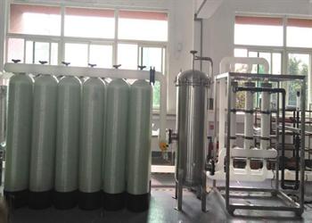 贵州半导体超纯水设备